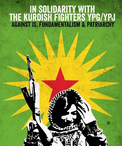 Benvenuta in Rojava